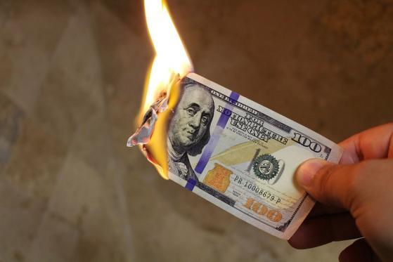 Deuda cierre: Tasa treasury 10A alcanza menor nivel 3 semanas